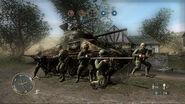 Sherman tank mutiplayer CoD3