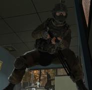 Российский десантник 1