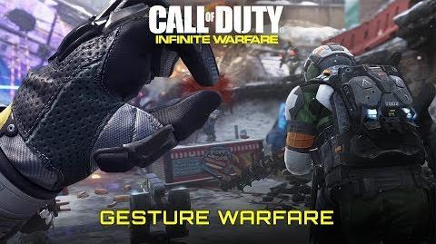 Call of Duty Infinite Warfare - Gesture Warfare Mode