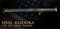 M9A1 Bazooka Menu Icon CoD3