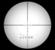 Sniper Scope Reticle MW3