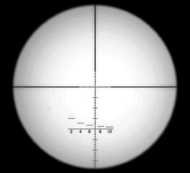 Sniper Scope Reticle MW3