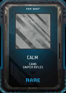 Calm Camo Supply Drop Card MWR