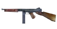 CoD1 Weapon Thompson