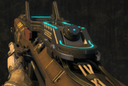 Micro-Missile Launcher BO3 in-game view