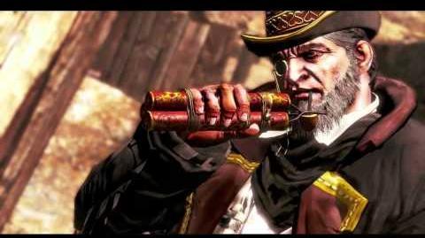 Call of Juarez Gunslinger -- Reveal Trailer UK