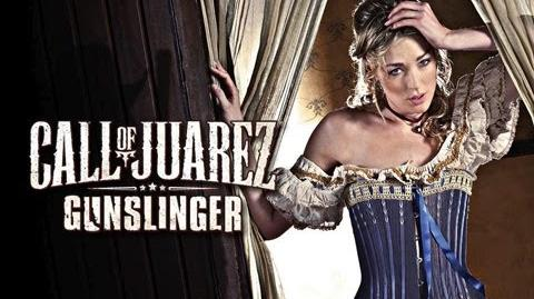 Call of Juarez Gunslinger -- Code of the West Trailer-0