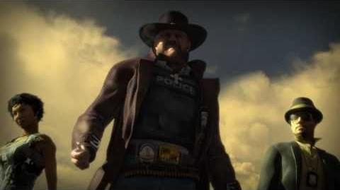 Call of Juarez The Cartel Announcement Trailer