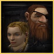 Dwarf race icon