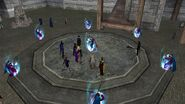 Portal ceremony