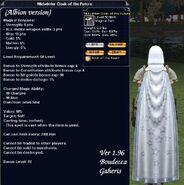 Midwinter Cloak of the Future