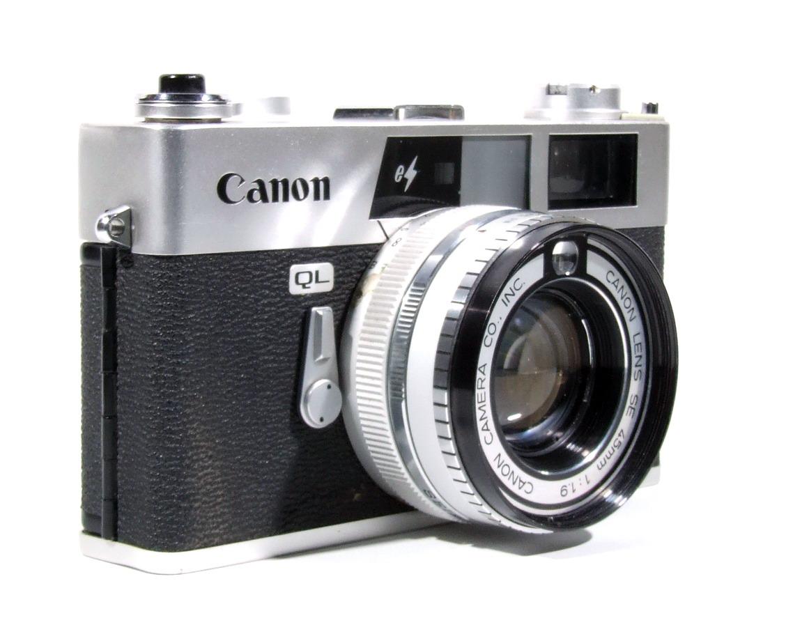 Canon Canonet QL19E