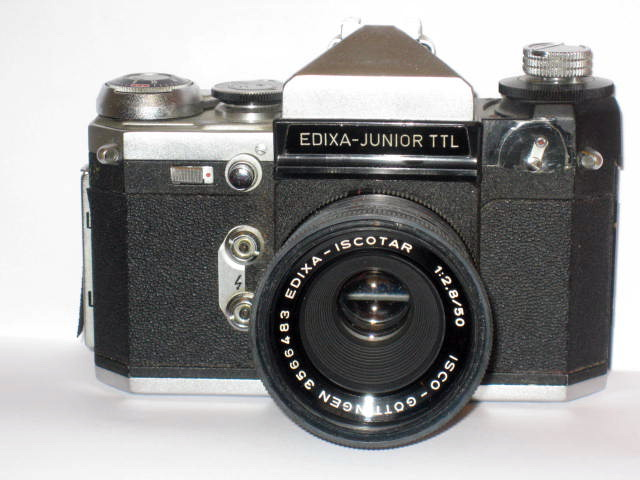 Wirgin Edixa-Junior TTL