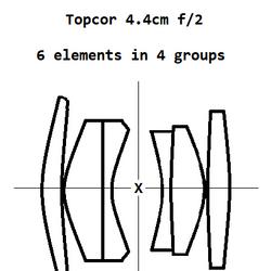 Topcon 35-S, L and JL