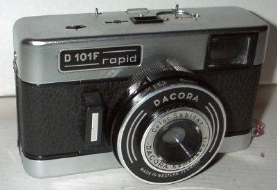 Dacora D 101F Rapid