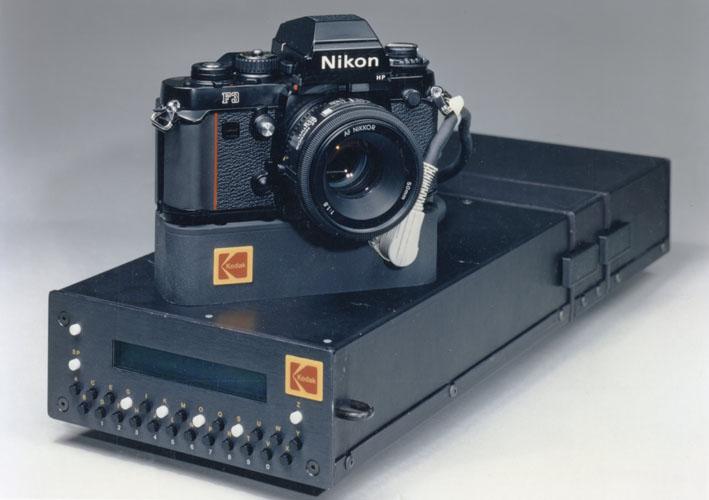 Kodak Hawkeye II Tethered Imaging Accessory