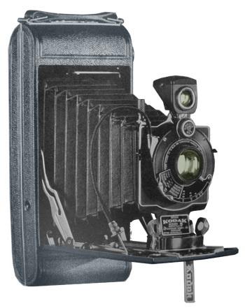 No. 2C Autographic Kodak Series III
