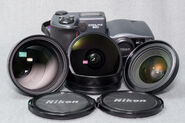 Nikon Coolpix 990 Accessories