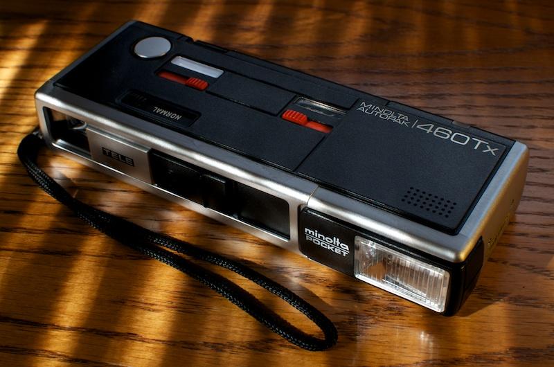 Minolta Pocket Autopak 460T