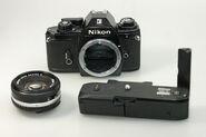 Nikon EM 09 DxO