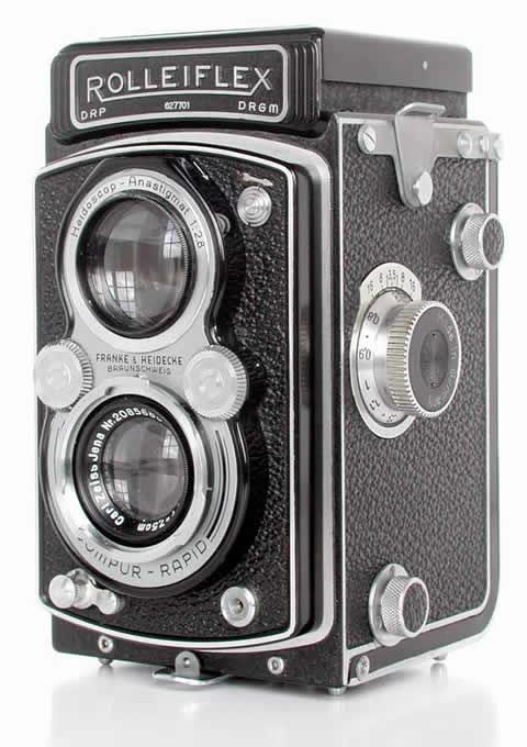 Rolleiflex Automat Model 1