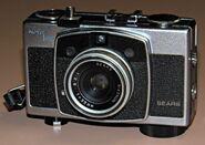Vintage Sears Auto 35 Rangefinder Film Camera, Made In Japan (15957251711)