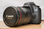 Canon EOS 6D DSLR