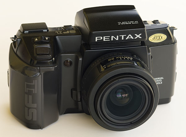 Pentax SFX (SF1)