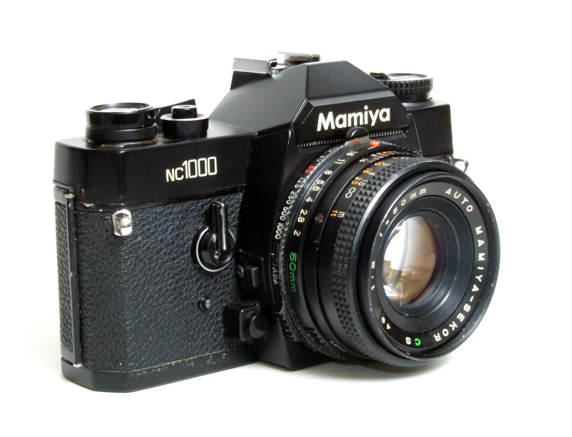 Mamiya NC 1000