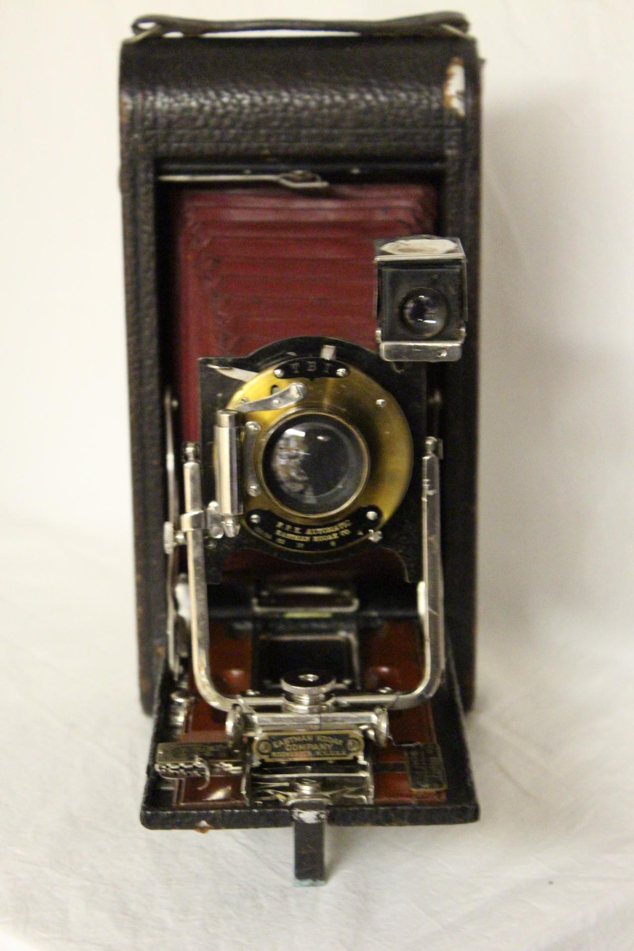 No. 3A Folding Pocket Kodak