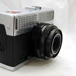 Agfa Silette LK Sensor