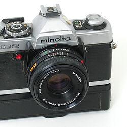 Minolta XG series