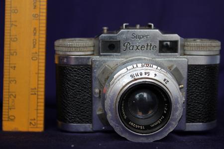 Braun Paxette series