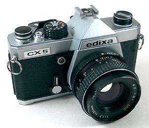 Edixa CX 5
