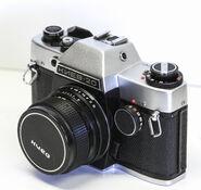 Soviet Vintage Camera Kiev 20 Советский фотоаппарат Киев 20-0254