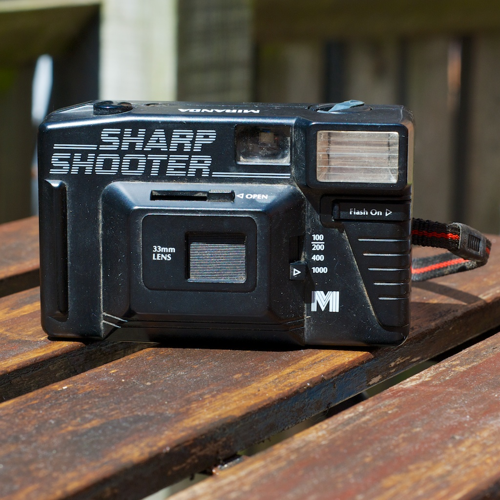 Miranda Sharp Shooter
