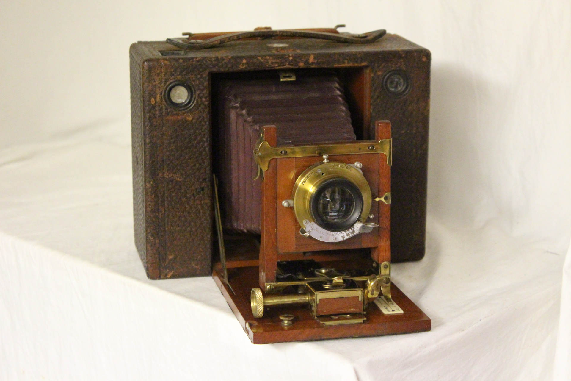 No. 2C Autographic Kodak Junior