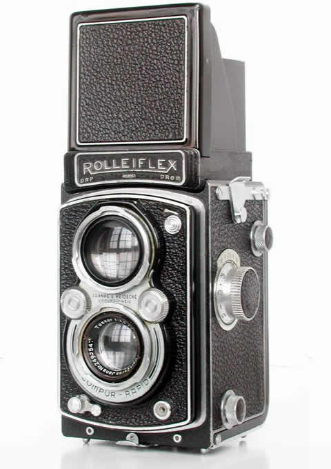 Rolleiflex Automat Model 2