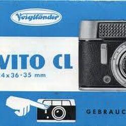 Voigtländer Vito CL