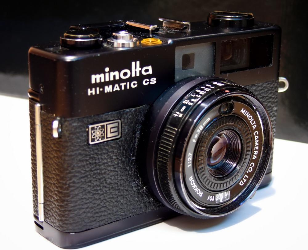 Minolta Hi-Matic CS