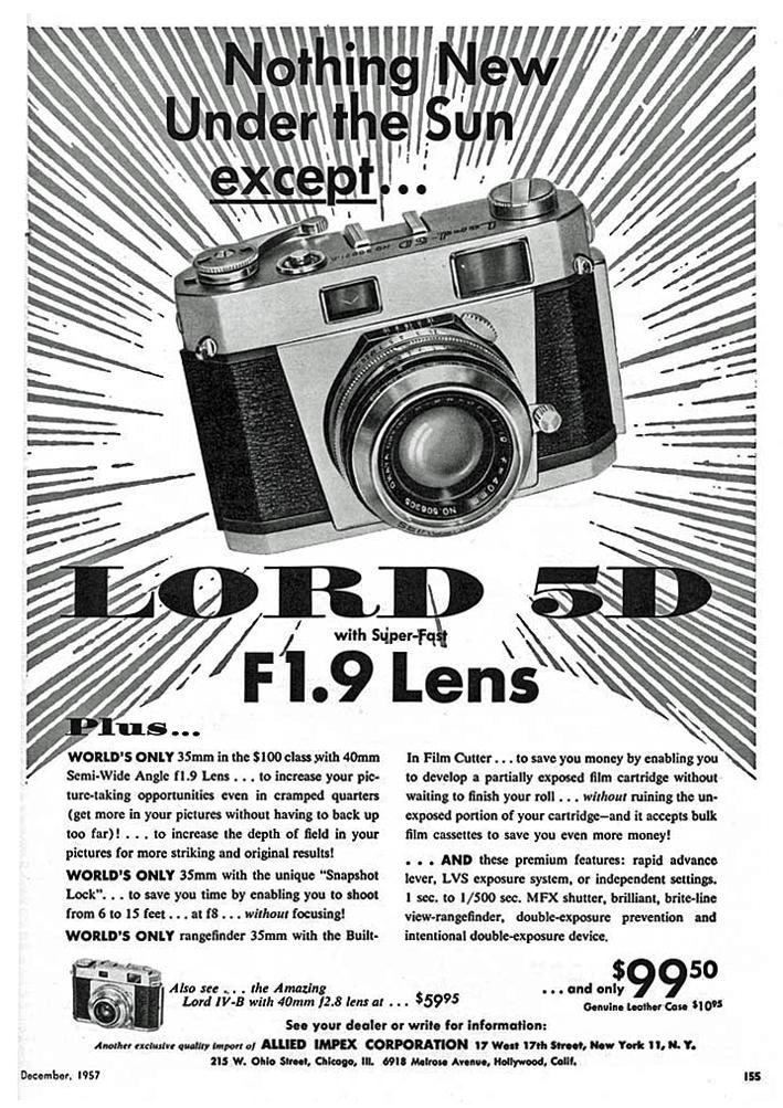 Okaya Lord 4D and 5D