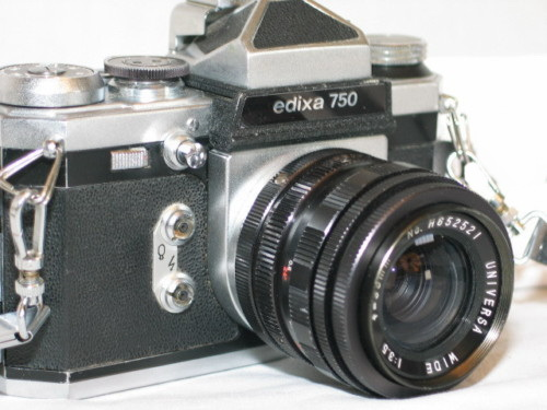 Wirgin Edixa 750