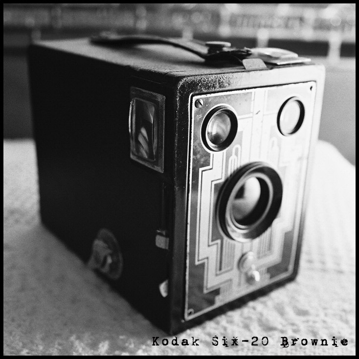 Kodak Six 20 Brownie Camerapedia Fandom