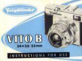 Voigtländer Vito B