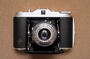 Agfa Isolette I - 2nd version
