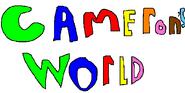 Cameron's World logo