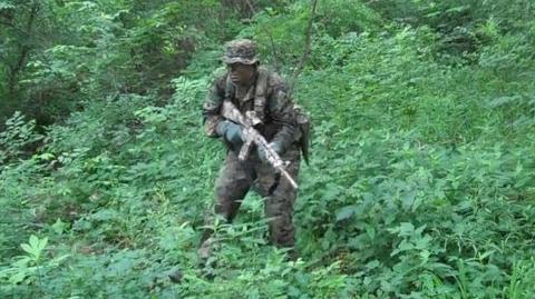 MARPAT Digital Woodland Camouflage Effectiveness PART I