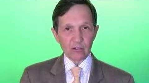 Dennis Kucinich - A Call Out to Producers