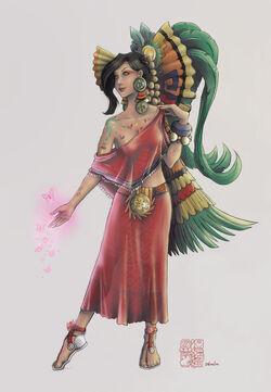 Love goddess xochiquetzal.jpg