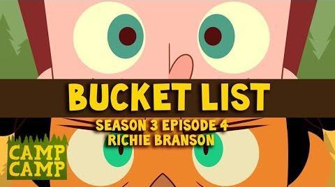 Camp Camp Soundtrack Bucket List